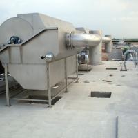 Lavorazioni Acciaio Inox Settore Depurazione Acque Foto