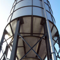 Lavorazioni Acciaio Inox Settore Impiantistica Industriale Foto