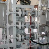 Lavorazioni Acciaio Inox Settore Petrolchimico Foto