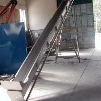 Lavorazioni in acciaio per il settore smaltimento rifiuti